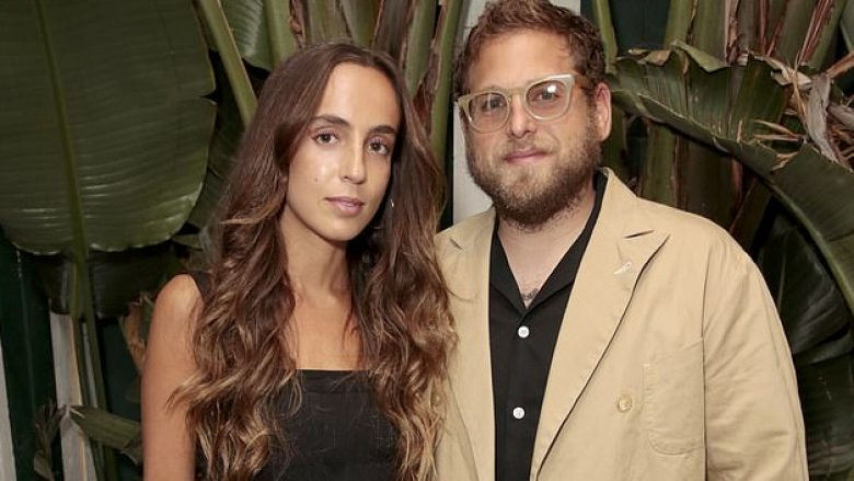 Jonah Hill dhe e fejuara e tij (Foto: Getty Images)