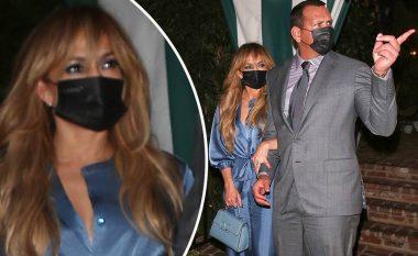 Jennifer Lopez vjen përsëri me një ndryshim flokësh