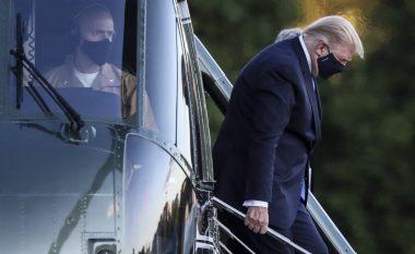 Trump i kishte pyetur ndihmësit e tij nëse do të vdiste nga COVID-19, pretendon gazetari amerikan