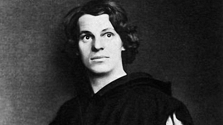 Aleksandër Moisiu në rolin e Hamletit