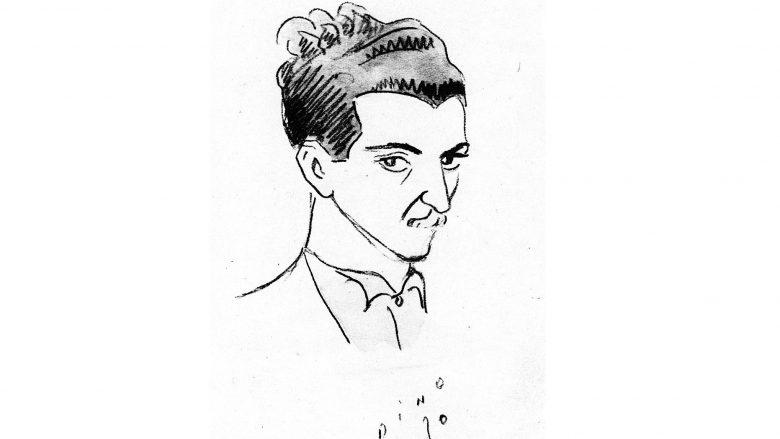 Ali Dino (autoportret)