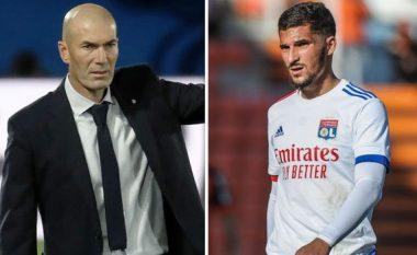 Zidane: Aouar mund të luajë për Real Madridin një ditë
