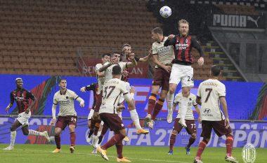 Spektakël golash në San Siro, Kumbulla shënon dhe shpëton Romën nga humbja prej Milanit