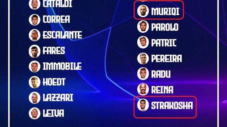 (Foto: Twitter/S.S.Lazio)