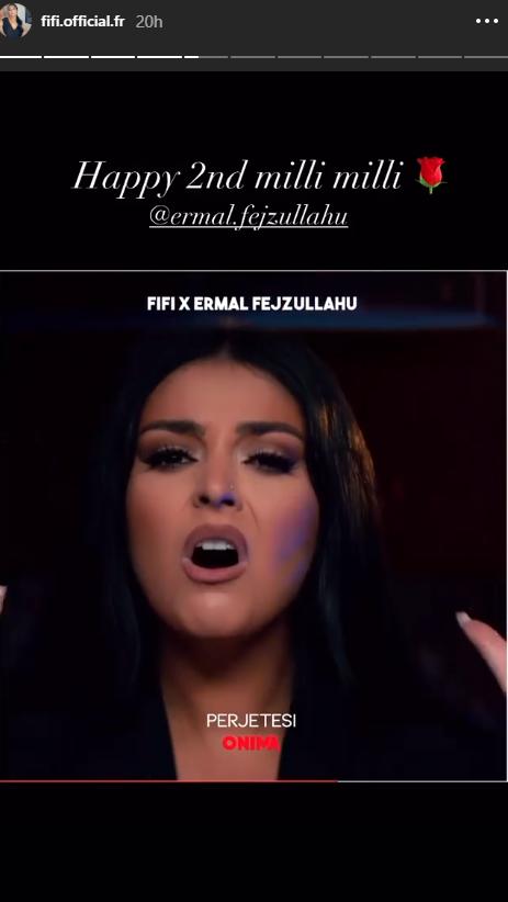 """Screenshot 1 79 - Pritet mirë kënga """"Përjetësi"""" e Fifit dhe Ermal Fejzullahut"""