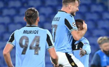 Lazio fiton ndaj Borussia Dortmundit, Muriqi debuton në Ligën e Kampionëve