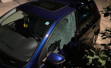 Qëllohet me plumba vetura e gazetarit Shkumbin Kajtazi