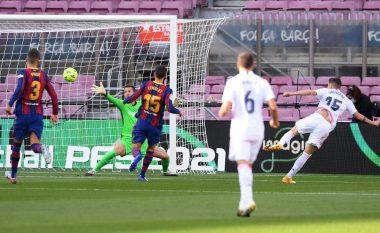 El Clasico zhbllokohet pas vetëm pesë minutave, Reali hesht Barcelonën