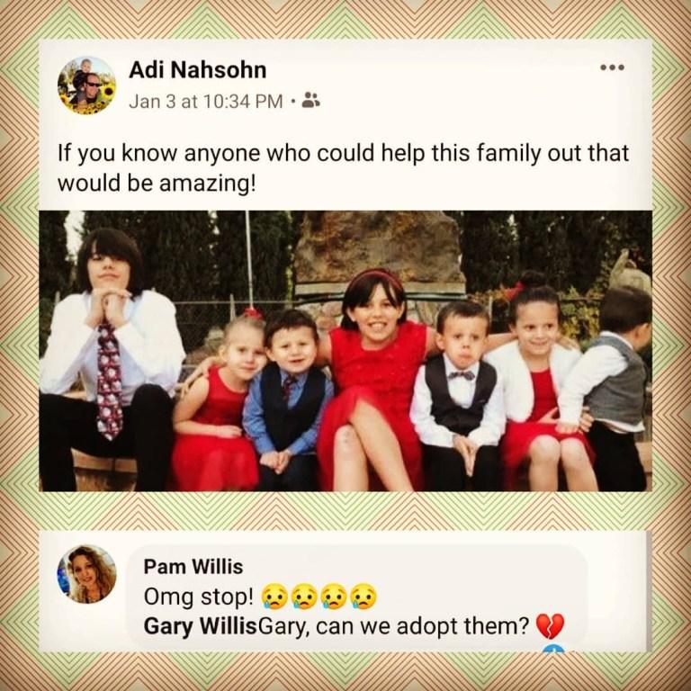 Kishin pesë fëmijë të tyre, çifti amerikan adopton edhe shtatë fëmijë të  tjerë - pasi prindërit e tyre gjetën vdekjen pas një aksidenti me veturë -  Telegrafi