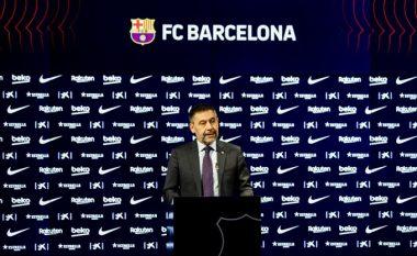 Bartomeu shpjegon arsyen e dorëheqjes nga posti i presidentit të Barcelonës: Në muajt e fundit mora fyerje dhe kërcënime me familje