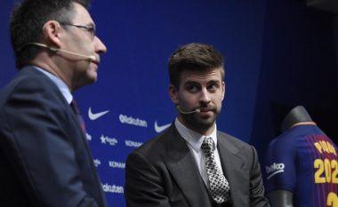 Pique thyen heshtjen dhe tregon nëse ka ambicie për t'u bërë president i Barcelonës