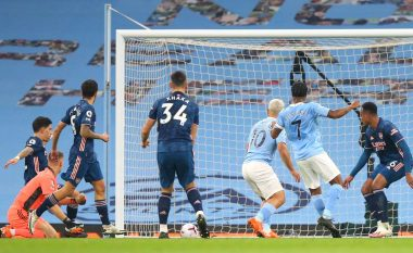 Man City mposht Arsenalin në derbin e javës në Ligën Premier