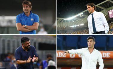 Pagat e të gjithë trajnerëve në Serie A, Conte dukshëm më i paguari