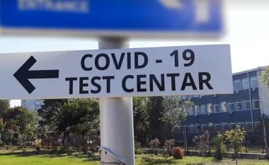 Regjistrohen 449 raste të reja me COVID-19 në Maqedoni, humbin jetën 10 pacientë