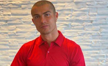 Vjen reagimi i Ronaldos në rrjetet sociale, i frustruar me testin për COVID-19