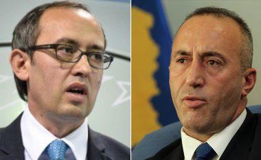 Hoti i përgjigjet Haradinajt: Politika nuk duhet të përzihet në drejtësi