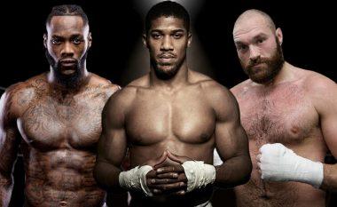 Tyson Fury e do përballjen me Anthony Joshuan - refuzon trilogjinë me Deontay Wilderin