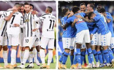 Zyrtare: Juventusi fiton ndeshjen ndaj Napolit me rezultat zyrtar 3-0, napolitanët penalizohen edhe me një pikë