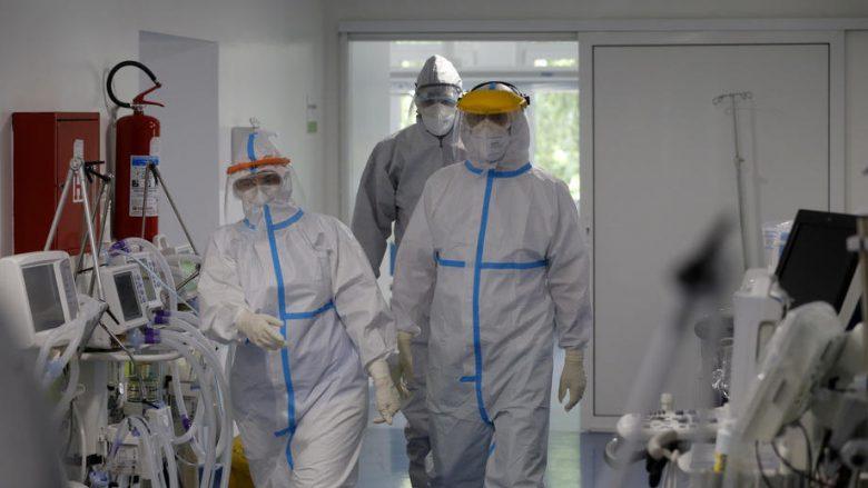Rekord i zi në Serbi: Mbi 5600 të infektuar me coronavirus dhe 27 të vdekur