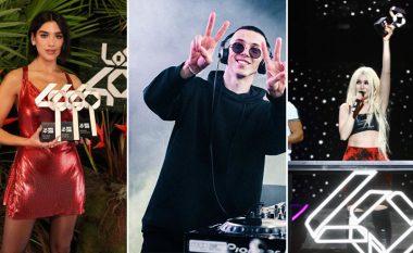 Tre artistë shqiptarë të nominuar në eventin më të madh të ndarjes së çmimeve në Spanjë, Los40 Music Awards 2020