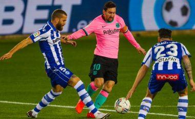 Alaves 1-1 Barcelona, notat e lojtarëve