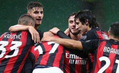Tri ndeshje, tri fitore – me triumfin ndaj Spezias, vazhdon rrugëtimi i mirë i Milanit