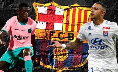 Dembele ia shkatërron planet Barcelonës – Depay mbetet te Lyoni