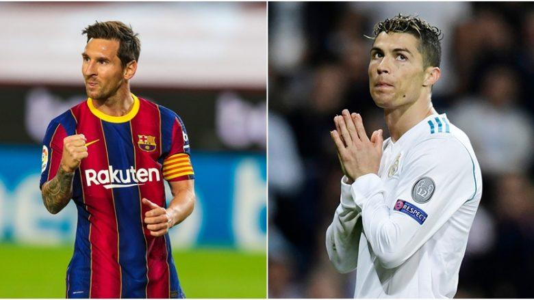 Messi është 'mbret' i golave në El Clasico – golashënuesit më të mirë në histori të derbit të madh spanjoll
