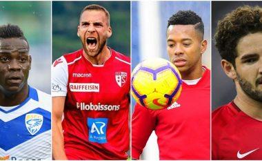Nga portier deri në sulmues: Lista me lojtarët që janë ende pa klub