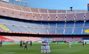 Real Madridi fiton me spektakël ndaj Barcelonës në Camp Nou dhe bëhet lider në La Liga
