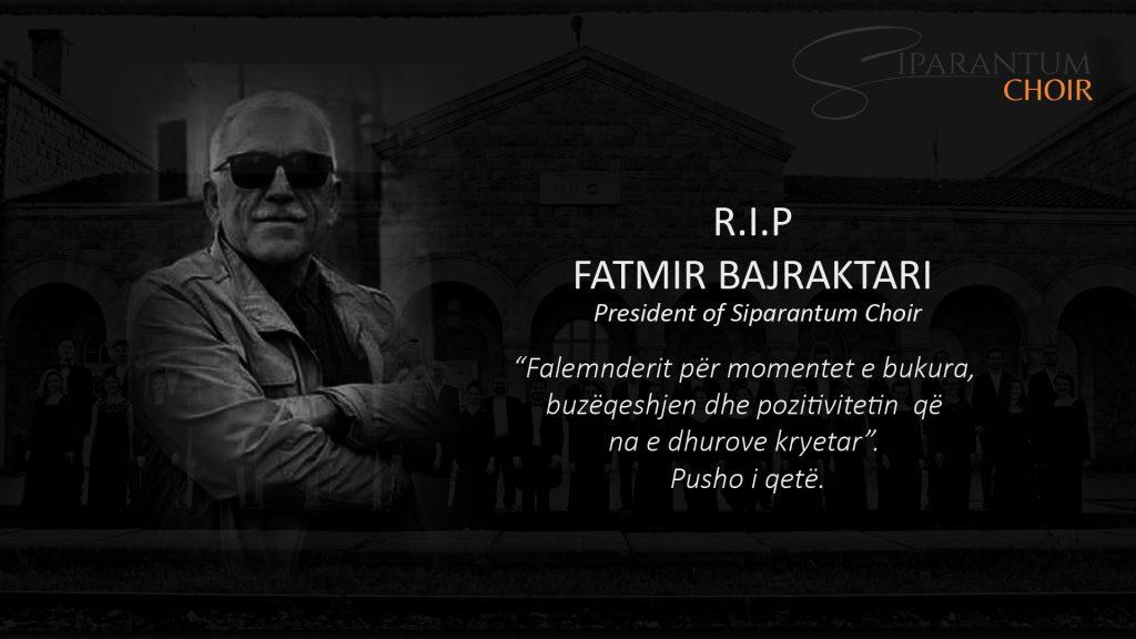 Ndërron jetë këngëtari i gjeneratës së artë të viteve '80, Fatmir Bajraktari - Telegrafi