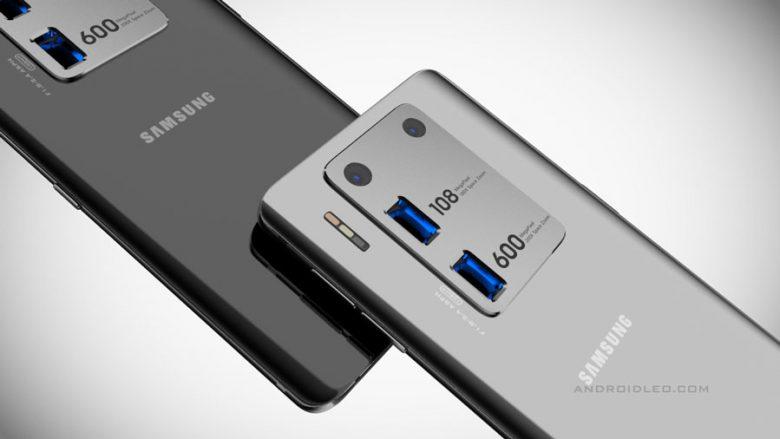 Kamera kryesore e Samsung Galaxy S21 Ultra vjen me 108MP, ajo për Selfie me 40MP?