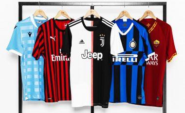 Pagat e të gjitha klubeve në Serie A – Prinë Juventusi, Interi i dyti dhe Atalanta e 11-ta