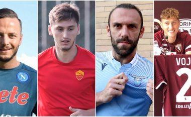 Mbyllet afati kalimtar në Serie A: Këta janë pesë shqiptarët që u transferuan në kampionatin italian