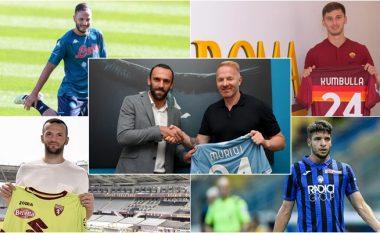 Pagat e të gjithë lojtarëve shqiptarë në Serie A – Muriqi mbret, Ujkani me rrogën më të ulët