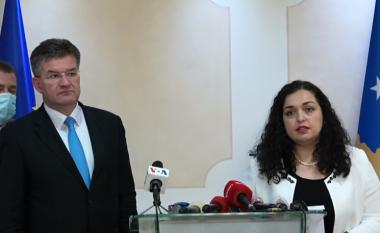 Osmani reagon ndaj deklaratës së Lajçakut: Është shqetësuese dhe nuk ka të bëjë me realitetin