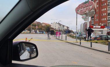 """Grabitet një bankë te Rruga """"B"""", dëmtohet bankomati me eksploziv-dëgjohen edhe të shtëna armësh"""