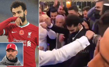 Pjesëmarrje në dasma dhe festa – mësohet se ku u infektua Mohamed Salah me COVID-19