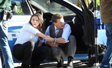 """Tom Cruise dhe Hayley Atwell në 'pranga' për xhirimet e filmit """"Mission Impossible 7"""""""