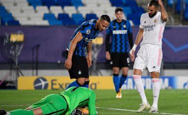 Real Madridi kalon në epërsi: Gabim në mbrojtjen e Interit, Benzema nuk fal