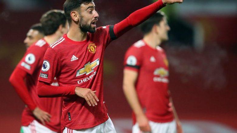 Notat e lojtarëve, Manchester United 1-0 WBA: Fernandes lojtar i ndeshjes