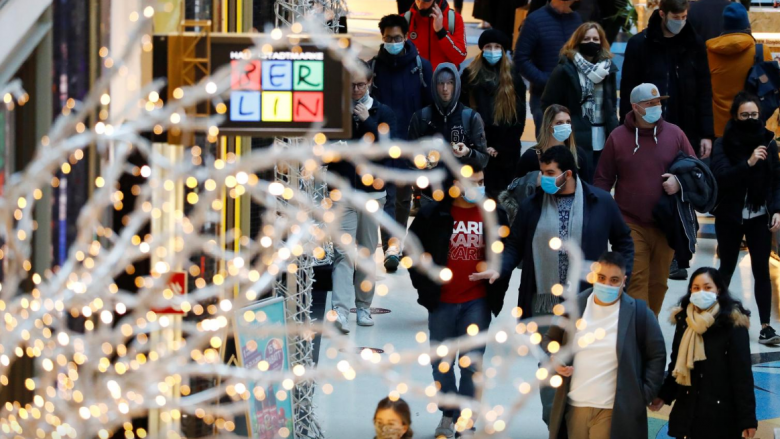 """""""Kemi muaj të vështirë dimri para nesh"""": Masat kufizuese në Gjermani do të zgjasin ndoshta deri në mars"""