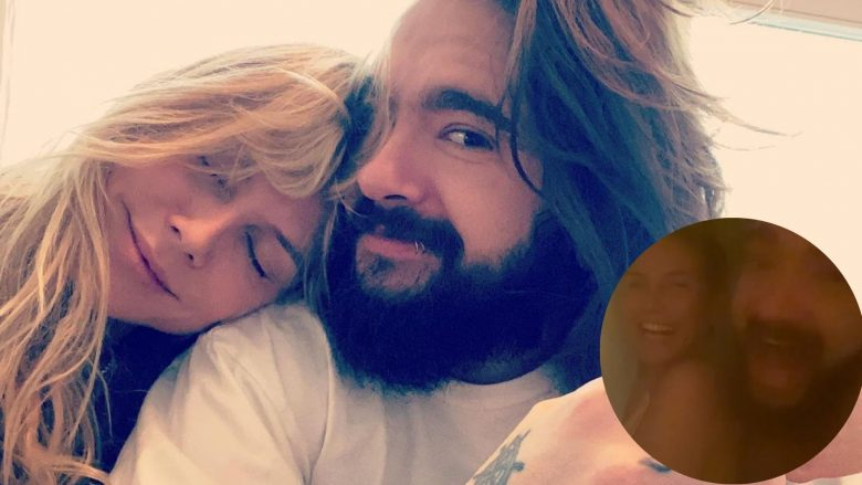 Heidi Klum dhe Tom Kaulitz (Foto: Instagram/heidiklum)
