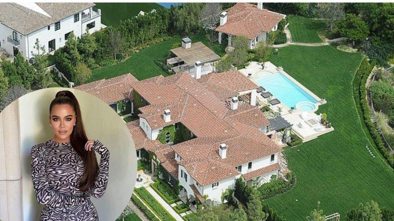 Khloe Kardashian (Foto: DailyMail)