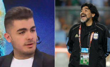 Shokuese: 19 vjeçari që pohon se është djali i Maradonas - kërkon zhvarrosjen e legjendës së futbollit