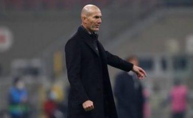 Zidane: Luajtëm me karakter dhe qasje të duhur, më vjen keq për Interin