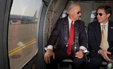 Bashkë me Biden vizitoi Prishtinën, njeriu që pritet të udhëheqë diplomacinë amerikane kishte uruar Majlinda Kelmendin dhe Kosovën në vitin 2016
