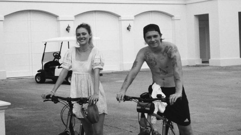 Nicola Peltz dhe Brooklyn Beckham (Foto: Instagram)