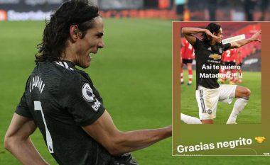 Cavani hetohet për përdorimin e një fjale raciste, për të cilën dikur Suarez ishte suspenduar me tetë ndeshje moslojë