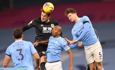 Manchester City demolon Burnleyn, Mahrez realizoi het-trik